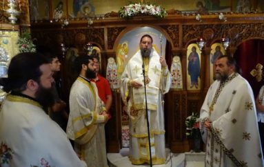 Εορτή Συνάξεως της Παναγίας «Βηματάρισσας» στη Ν. Ιωνία