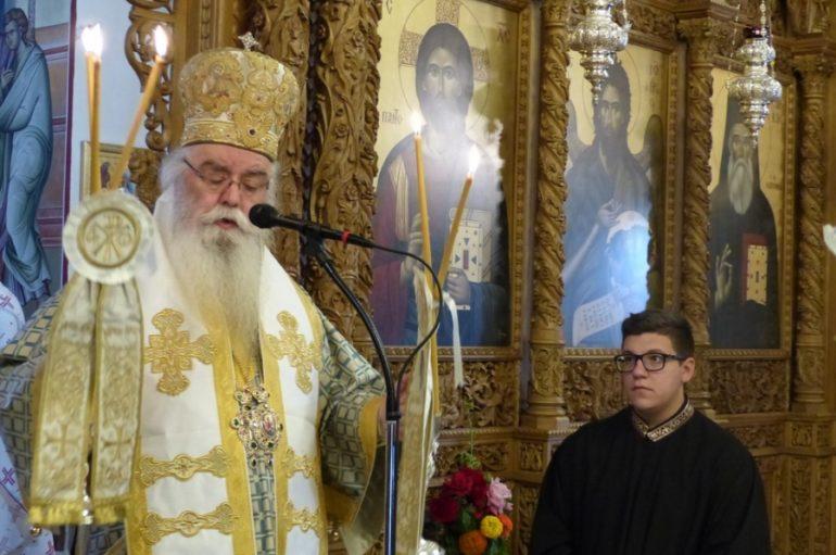 Εορτή Ανακομιδής των Λειψάνων του Αγίου Νεκταρίου στο Άργος Ορεστικό