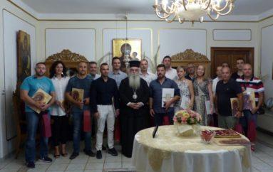 Επισκέψεις εκλεγμένων παραγόντων της Καστοριάς στον Μητροπολίτη Σεραφείμ