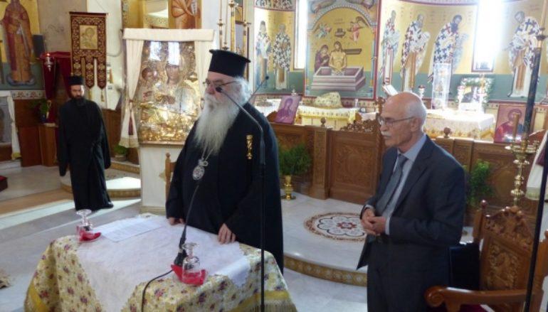 Ιερατική σύναξη μηνός Σεπτεμβρίου στην Ι. Μητρόπολη Καστορίας