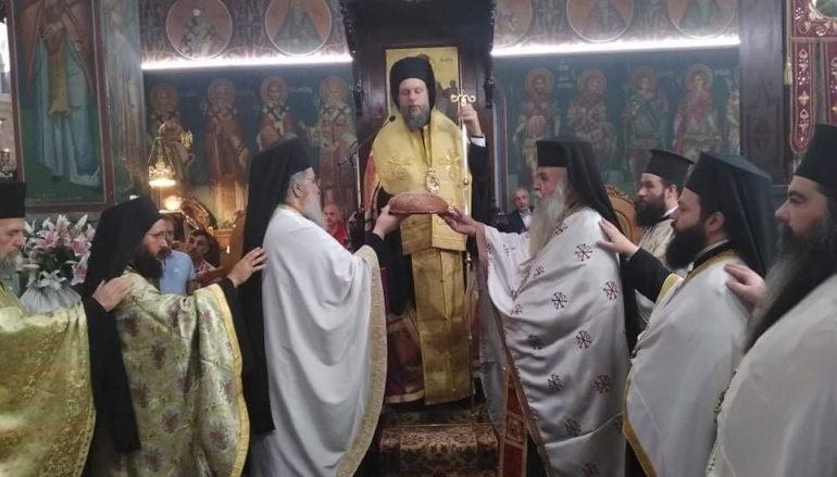 Πανηγυρικός Εσπερινός της Αγίας Ευφημίας στη Νέα Χαλκηδόνα