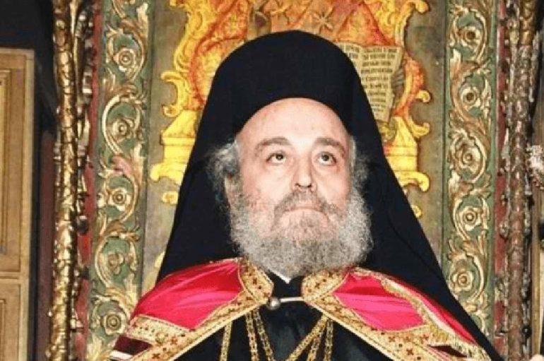 Επιδείνωση της υγείας του πρ. Πατριάρχη Ιεροσολύμων Ειρηναίου