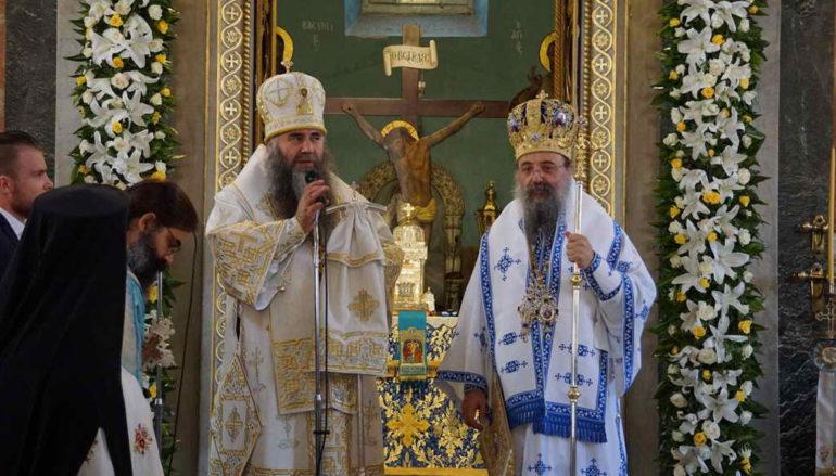 Η εορτή της Γεννήσεως της Θεοτόκου στην Πάτρα