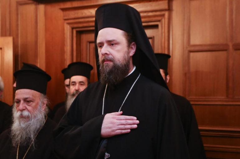 Επίσκοπος Ωρεών εξελέγη ο Αρχιγραμματέας Αρχιμ. Φιλόθεος Θεοχάρης