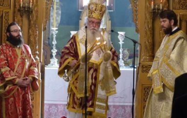 Λαμπρός ο εορτασμός του Αγίου Λούππου στην Ι. Μ. Καστορίας