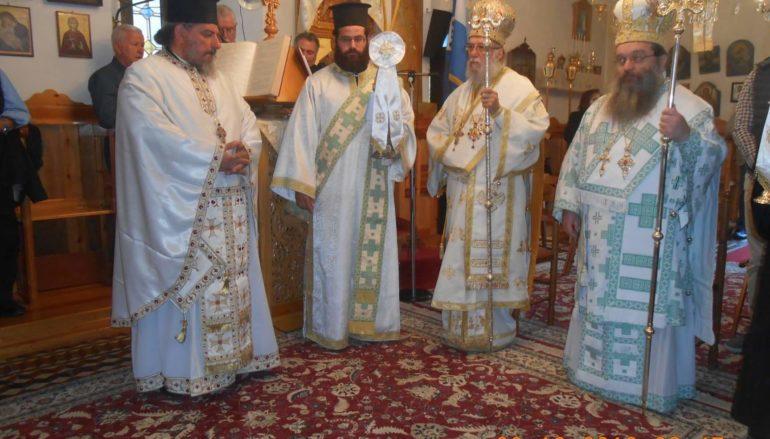 Λαμπρός ο εορτασμός της Αγίας Ματρώνης στην Χίο