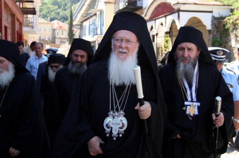 Το πρόγραμμα του Οικ. Πατριάρχη κατά την επίσκεψή του στην Αθωνική Πολιτεία