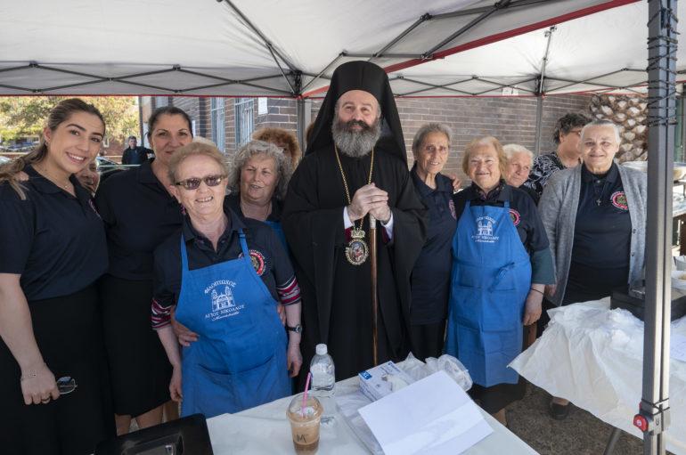 Έρανος για το Κέντρο Προνοίας της Ι. Αρχιεπισκοπής Αυστραλίας