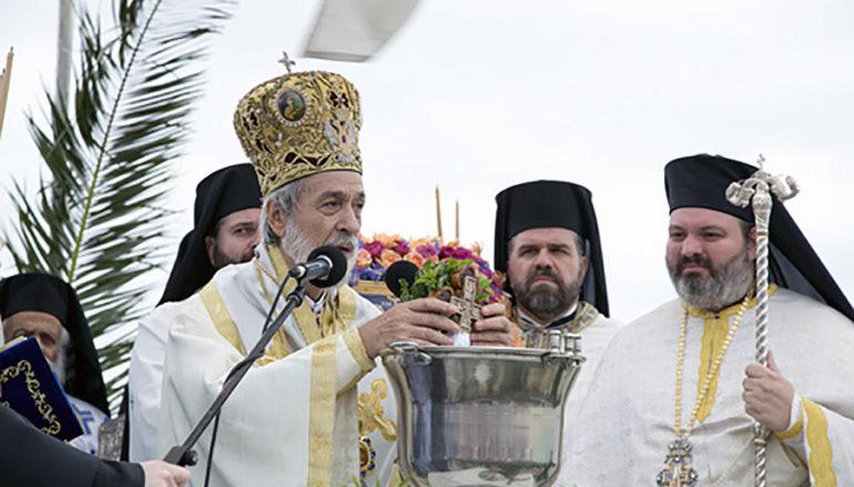 Ο Επίσκοπος Απολλωνιάδος Σεραφείμ προήχθη σε Μητροπολίτη Σεβαστείας