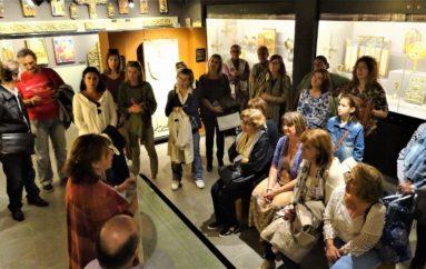 Συνάντηση εκπαιδευτικών στο Μουσείο Βυζαντινής Τέχνης και Πολιτισμού Μακρινίτσας