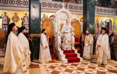 Δοξολογία για τον Μακεδονικό Αγώνα στη Βέροια