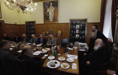 Παρουσία του Αρχιεπισκόπου το Μητροπολιτικό Συμβούλιο