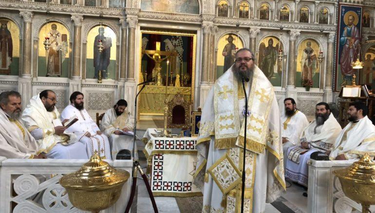 Η Πρωτοχριστιανική Θ. Λειτουργία του Αγ. Ιακώβου του Αδελφοθέου στη Λάρισα