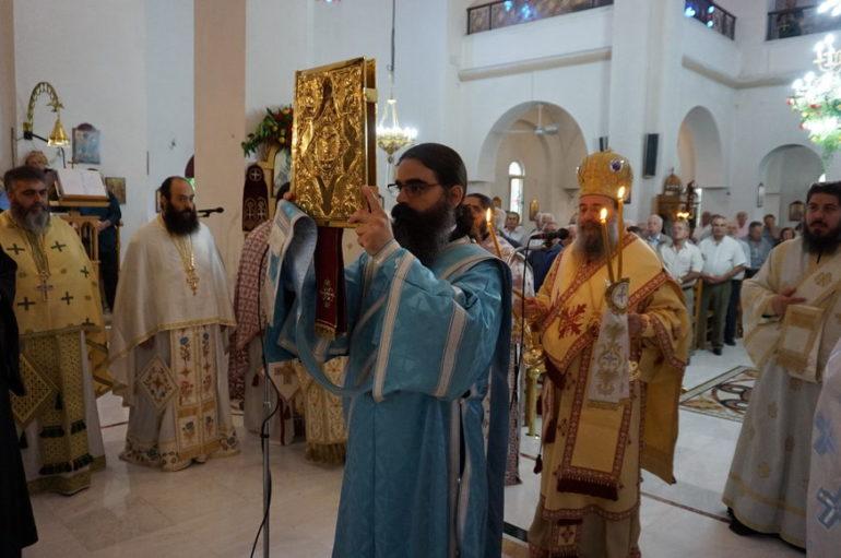 Η εορτή του Αγίου Διονυσίου του Αρεοπαγίτου στην Ι. Μ. Πατρών
