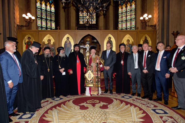 Ιστορικής σημασίας η επίσκεψη του Οικ. Πατριάρχη στη Σουηδία