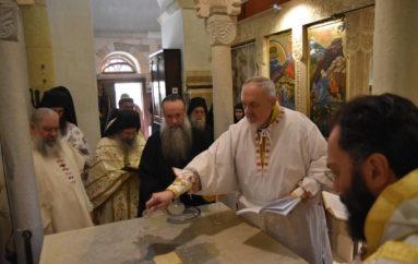 Λαμπρά εγκαίνια του Καθολικού της Ι. Μονής Αγίας Σκέπης Σολάν