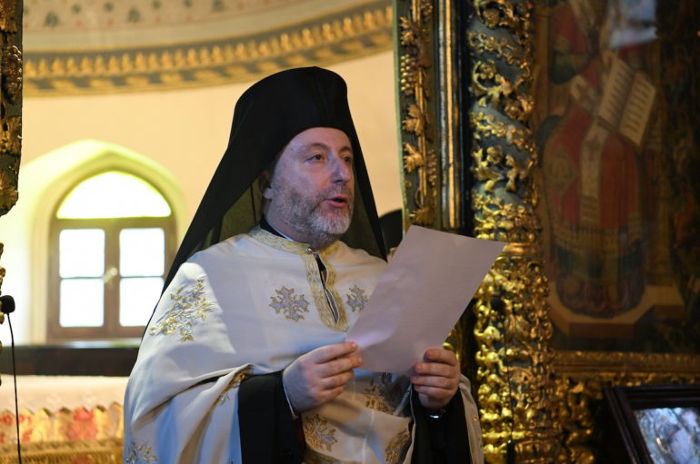 Επίσκοπος Τράλλεων εξελέγη ο Μέγας Εκκλησιάρχης Βενιαμίν