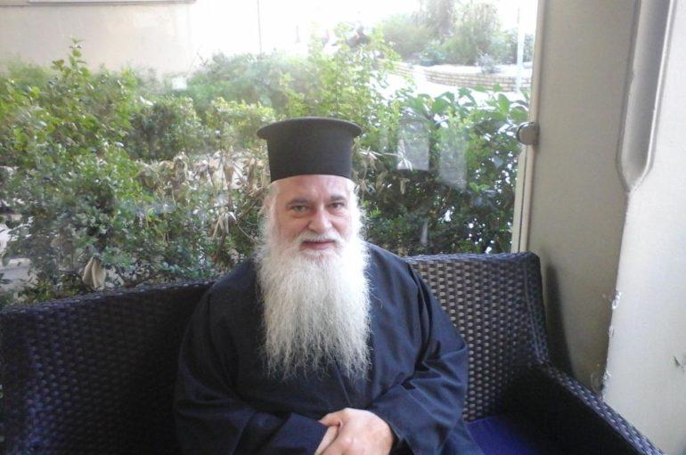 Επίσκοπος Ρωγών εξελέγη ο Αρχιμ. Φιλόθεος Θεοδωρόπουλος