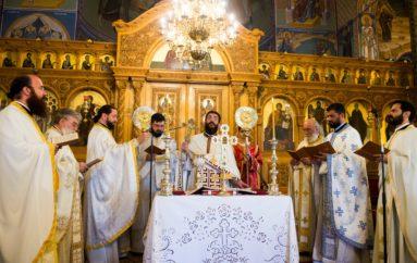 Η Αρχαιοπρεπής Θ. Λειτουργία του Αγίου Ιακώβου του Αδελφοθέου στην Καλαμάτα
