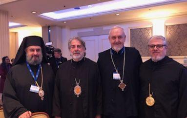 Ομιλία του Αρχιεπισκόπου Θυατείρων σε Διαθρησκειακό Συμπόσιο στην Αυστρία
