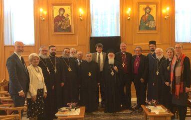 Συνάντηση Επιτροπής της 18ης Συνεδρίασης Διεθνούς Μικτής Επιτροπής Θεολογικού Διαλόγου