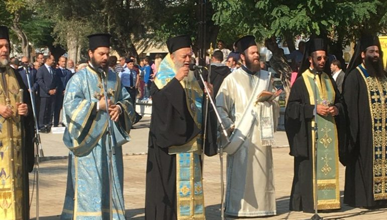 Η Εθνική εορτή της 28ης Οκτωβρίου στην Χαλκίδα
