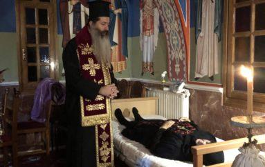 Εκοιμήθη η Καθηγουμένη της Ι. Μονής Παντοκράτορος ΤΑΩ Πεντέλης