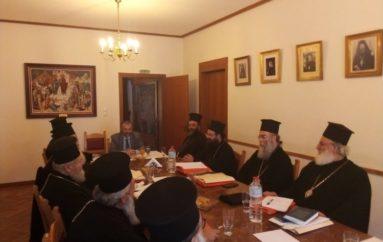 Ο Γεν. Γραμματέας Θρησκευμάτων στην Ι. Επαρχιακή Σύνοδο της Κρήτης