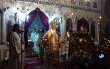 Αγρυπνία για τον Άγιο Νεομάρτυρα Βασίλειο Καλαπαλίκη στην Καστοριά