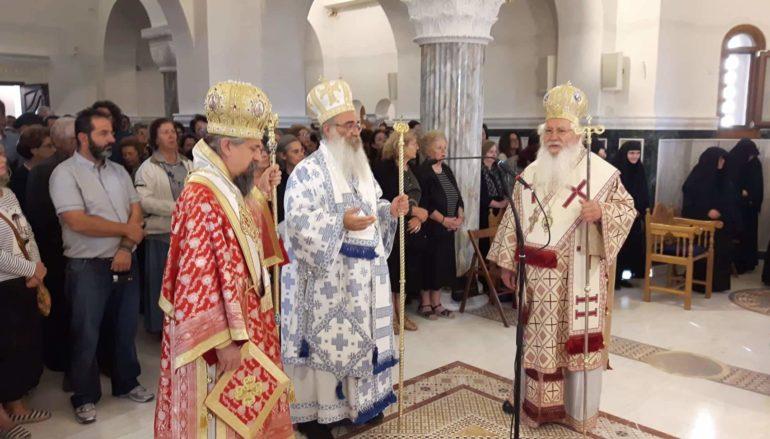 Ετήσιο Μνημόσυνο του μακαριστού Επισκόπου Τανάγρας Πολυκάρπου