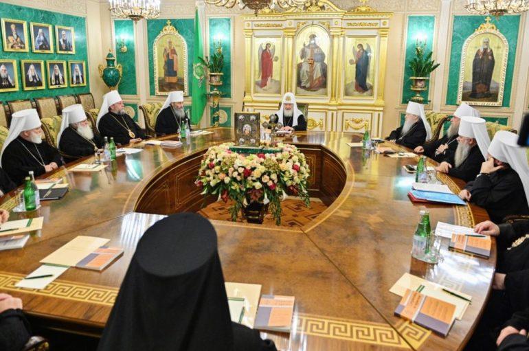 Το Πατριαρχείο Μόσχας θα διακόψει κοινωνία με την Ελλαδική Εκκλησία αν μνημονευθεί ο Ουκρανός Προκαθήμενος