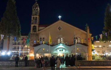 Την Ιερά Εικόνα της Παναγίας Σγράπας θα υποδεχθεί η Τρίπολη