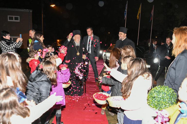 Ο Οικουμενικός Πατριάρχης στο Λουξεμβούργο