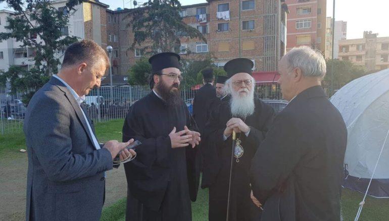 """Αρχιεπίσκοπος Αλβανίας: """"Η Εκκλησία θα στηρίξει τους σεισμοπαθείς"""""""
