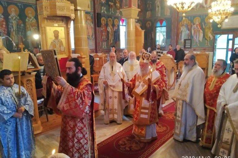 Εορτή του Αγίου Νεκταρίου στον Βατόλακκο Γρεβενών
