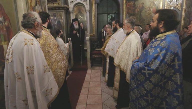 """Αρχιεπίσκοπος: """"Η εποχή μας έχει ανάγκη να είμαστε κοντά στον Θεό"""""""