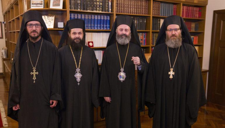 O Αρχιεπίσκοπος Αυστραλίας για τους νέους Βοηθούς Επισκόπους του
