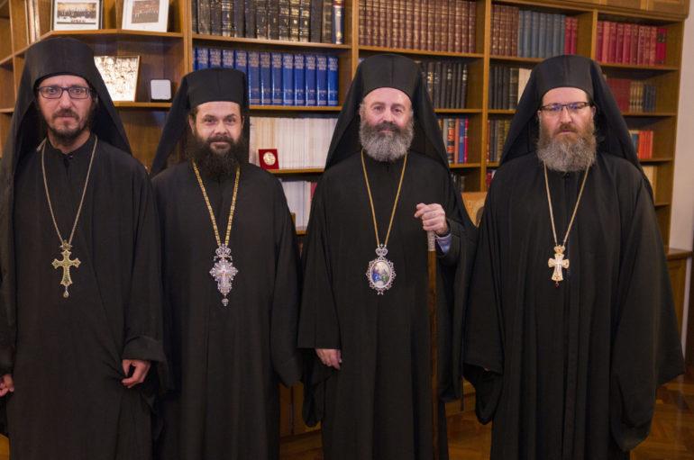 Το Μεγάλο Μήνυμα των νέων εψηφισμένων Επισκόπων της Αρχιεπισκοπής Αυστραλίας