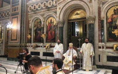 Χειροτονία Πρεσβυτέρου από τον Αρχιεπίσκοπο