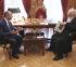 Συνάντηση Αρχιεπισκόπου με τον Υφυπουργό Μακεδονίας – Θράκης
