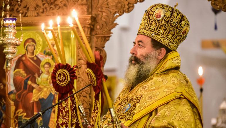 """Λαγκαδά: """"Ο σεβασμός προς το Θεό είναι η αρχή για να γίνουμε σοφοί"""""""