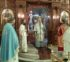 Ο Μητροπολίτης Καρυστίας στον Ι. Ν. Αγίου Ελευθερίου Αχαρνών