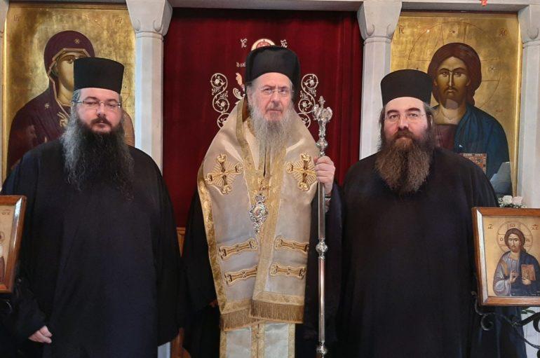 Νέο Ηγουμενοσυμβούλιο στην Ιερά Μονή Πετράκη
