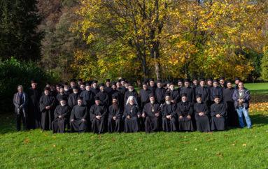 Δ΄ Τριήμερη Ιερατική Σύναξη της Ι. Μητρόπολης Βελγίου