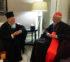 Συνάντηση του Οικουμενικού Πατριάρχη με τον Καρδινάλιο Jozef De Kesel