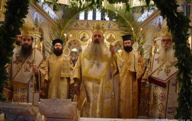 Περίλαμπρη πανήγυρη του Αγίου Νεκταρίου στο Άργος Ορεστικό