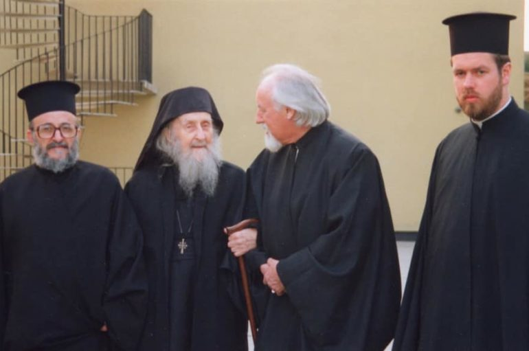 """Βελγίου: """"Η πνευματική κληρονομιά του Οσίου Σωφρονίου είναι πολύτιμο κειμήλιο"""""""