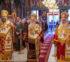 Αρχιερατικό Συλλείτουργο στον Ιερό Ναό του Αγίου Μηνά Ναούσης