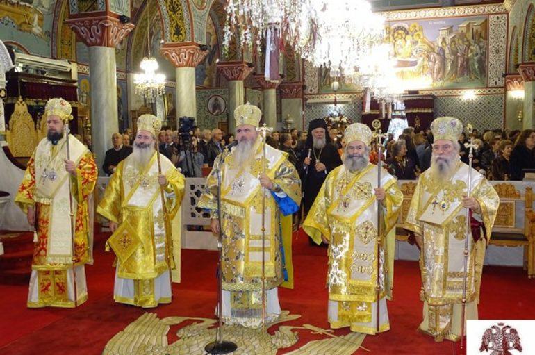 Η Σπάρτη εόρτασε τον Πολιούχο της Άγιο Νίκωνα