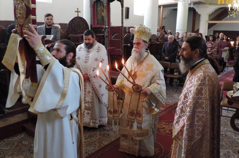 Ο εορτασμός των Εισοδίων της Θεοτόκου στην Ι. Μητρόπολη Άρτης